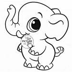 Coloring Page Elephant Coloring Page Elephant