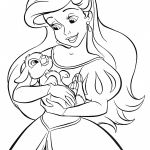 Coloring Pages Cute Princess Coloring Pages Cute Princess