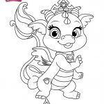 Coloring Pages Disney Princess Palace Pets Coloring Pages Disney Princess Palace Pets