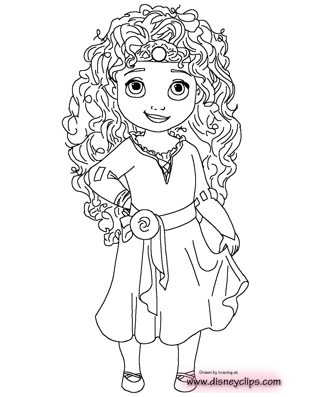coloring-pages-of-baby-princess-of-coloring-pages-of-baby-princess Coloring Pages Of Baby Princess Cartoon