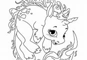 Coloring Pages Of Baby Unicorns Coloring Pages Of Baby Unicorns