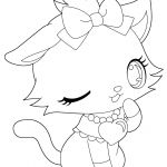 Coloring Pages Of Cute Cats Coloring Pages Of Cute Cats