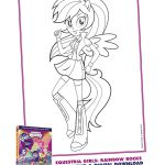 Coloring Pages Of My Little Pony Equestria Girls Coloring Pages Of My Little Pony Equestria Girls