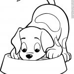 Coloring Pages Of Puppies to Print Coloring Pages Of Puppies to Print