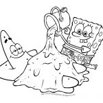 Coloring Pages Of Spongebob and Patrick Coloring Pages Of Spongebob and Patrick