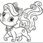 Coloring Pages Princess Puppy Coloring Pages Princess Puppy