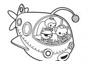 coloring pages to print octonauts | Octonauts Tweak Coloring Pages Coloring Page...
