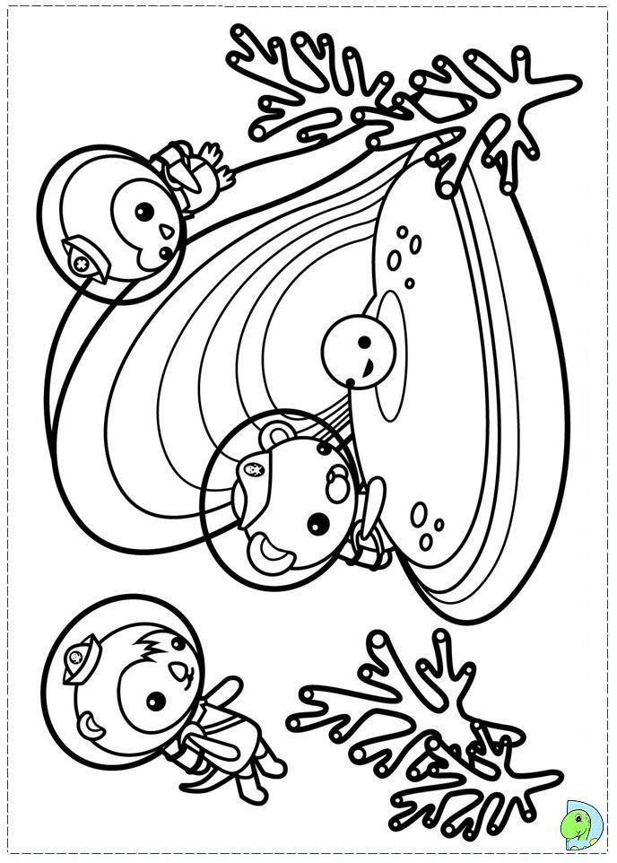 coloring pages to print octonauts   los the octonauts colouring pages Wallpaper