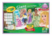 Crayola Disney Princess Giant Coloring Pages Crayola Disney Princess Giant Coloring Pages