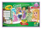 Crayola Princess Giant Coloring Pages Crayola Princess Giant Coloring Pages
