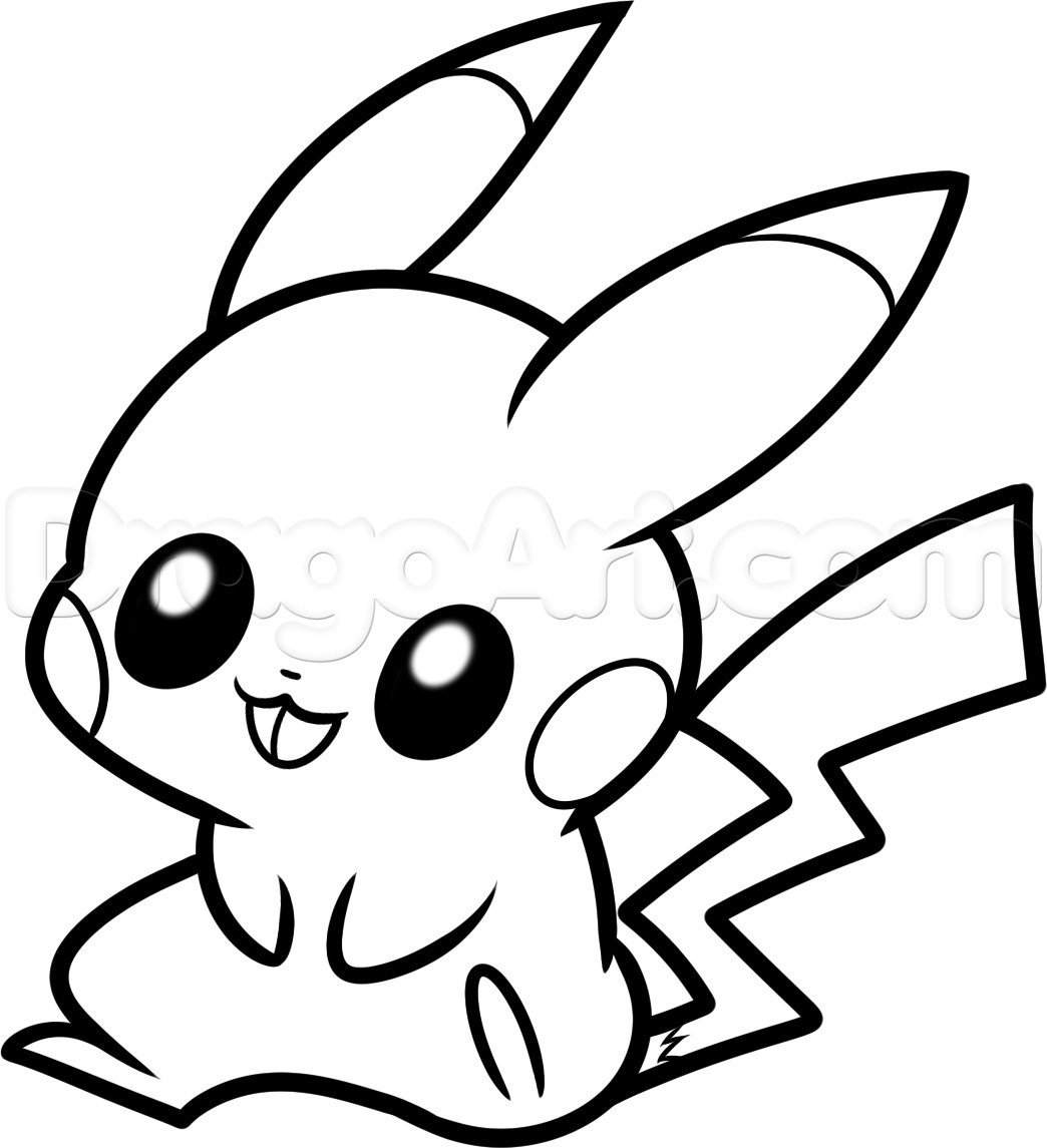cute-baby-pikachu-coloring-pages-of-cute-baby-pikachu-coloring-pages Cute Baby Pikachu Coloring Pages Cartoon