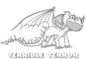 Cute Dragon Coloring Pages Cute Dragon Coloring Pages