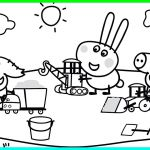 Cute Peppa Pig Coloring Pages Cute Peppa Pig Coloring Pages