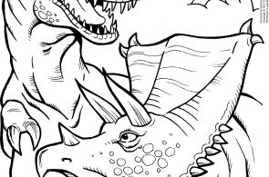 Dino Hunter Coloring Pages Dino Hunter Coloring Pages
