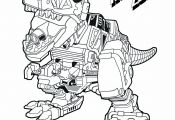 Dino Rangers Coloring Pages Dino Rangers Coloring Pages