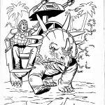 Dino Riders Coloring Book Dino Riders Coloring Book
