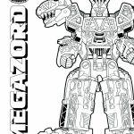 Dino Zord Coloring Pages Dino Zord Coloring Pages
