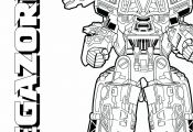 Dino Zord Coloring Pages Dino Zord Coloring Pages