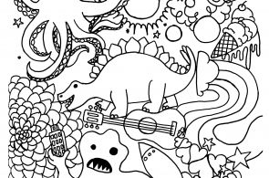 Dinosaur Coloring Pages Prek Dinosaur Coloring Pages Prek