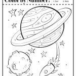 Dinosaurs Coloring by Numbers Worksheets Dinosaurs Coloring by Numbers Worksheets