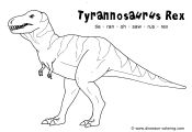 Dinosaurs Coloring Pages T Rex Dinosaurs Coloring Pages T Rex