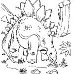 Dinosaurs Coloring Picture Dinosaurs Coloring Picture