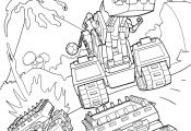 Dinotrux Coloring Pages Dinotrux Coloring Pages