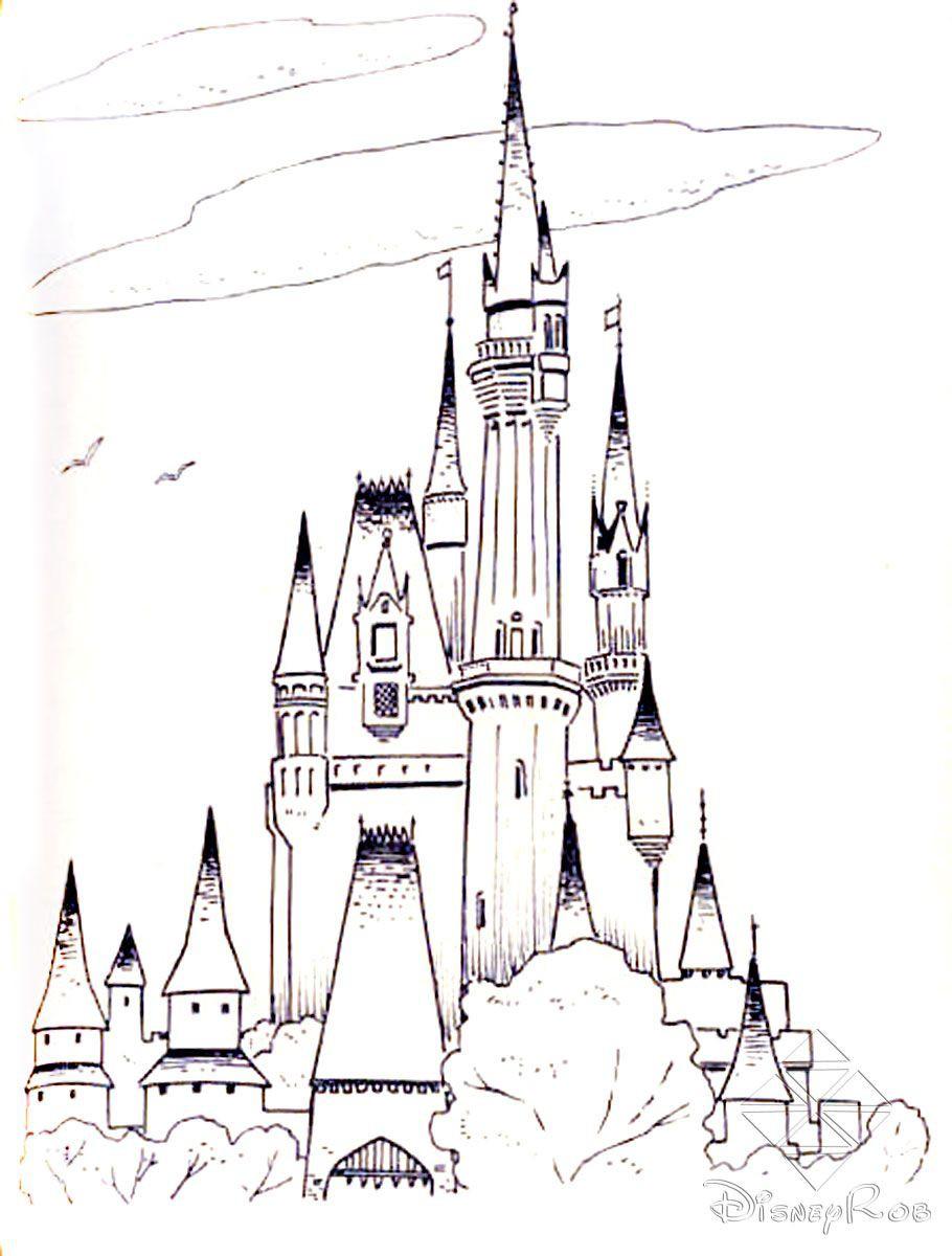 disney-princess-castle-coloring-pages-of-disney-princess-castle-coloring-pages Disney Princess Castle Coloring Pages Cartoon