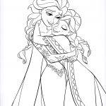 Disney Princess Coloring Pages Frozen Anna Disney Princess Coloring Pages Frozen Anna