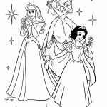 Disney Princess Colouring Pages A4 Disney Princess Colouring Pages A4