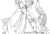 Disney Princess Full Size Coloring Pages Disney Princess Full Size Coloring Pages