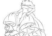 Disney Princess Tiana Coloring Pages Free Disney Princess Tiana Coloring Pages Free