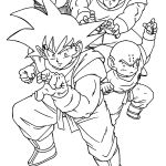 Dragon Ball Super Coloring Pages Dragon Ball Super Coloring Pages