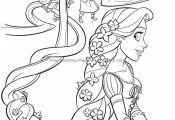 Easy Princess Coloring Page Easy Princess Coloring Page