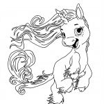Fairy Unicorn Coloring Pages Fairy Unicorn Coloring Pages