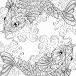 Fish Coloring Pages Fish Coloring Pages