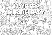 Free Coloring Pages Of Trolls Free Coloring Pages Of Trolls