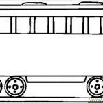 free printable coloring image Train Coloring Page 12