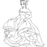 Free Printable Coloring Pages Of Princess Tiana Free Printable Coloring Pages Of Princess Tiana