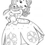 Free Printable Princess sofia Coloring Pages Free Printable Princess sofia Coloring Pages