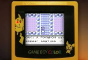 Gameboy Color Pokemon Yellow Gameboy Color Pokemon Yellow