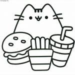 Grumpy Cat Coloring Pages Grumpy Cat Coloring Pages