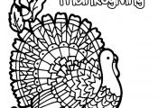 Happy Turkey Day Coloring Pages Happy Turkey Day Coloring Pages