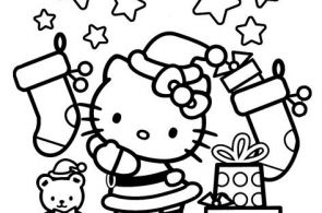 hello kitty christmas - Google Search