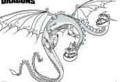how to train your dragon coloring page - Google keresés