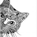 Intricate Coloring Pages Animals Intricate Coloring Pages Animals