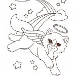 Lisa Frank Cat Coloring Pages Lisa Frank Cat Coloring Pages