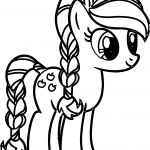 Little Pony Coloring Pictures Little Pony Coloring Pictures