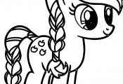Little Pony Images for Coloring Little Pony Images for Coloring