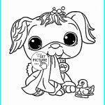 Littlest Pet Shop Puppy Coloring Pages Littlest Pet Shop Puppy Coloring Pages
